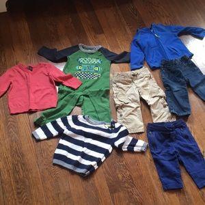 Toddler boys clothes
